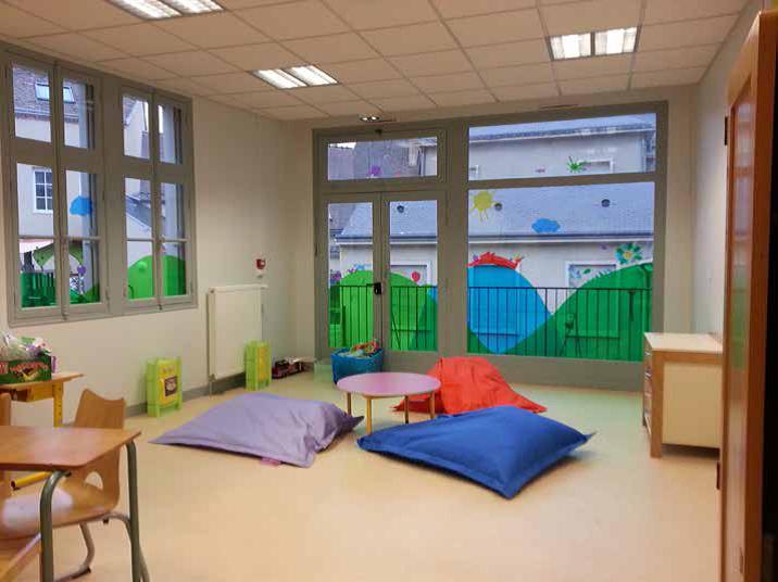 Foyer Grand Ouest Beaurepaire : Apprentis d auteuil grand ouest inauguration des espaces