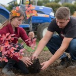Vie d'une lycéenne au lycée horticole et paysager