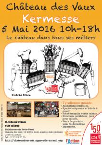 Kermesse Château des Vaux_2016_Apprentis d'Auteuil