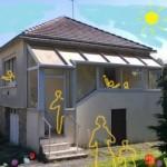 Maison des familles_Braderie solidaire_Mamans en fête