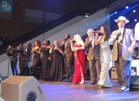 Chanteurs du festival 2016 de la Nuit du Jazz