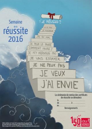 Semaine de la Réussite 2016 - Apprentis d'Auteuil