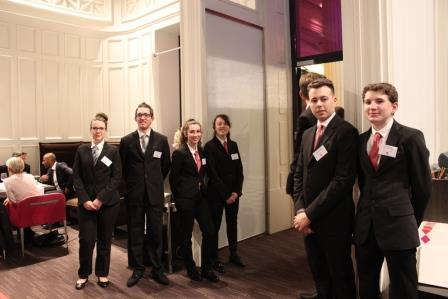 Dîner de charité d'Apprentis d'Auteuil au Radisson Blu à Nantes - Édition 2017