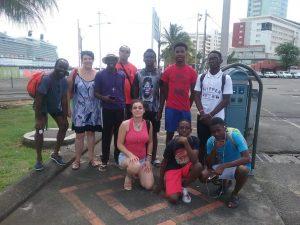 Mission de reconnaissance Martinique