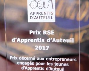 Prix RSE 2017