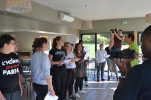 Séjour Toussaint Bâtisseurs atelier techniques vocales