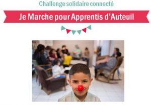 Je Marche pour Apprentis d'Auteuil