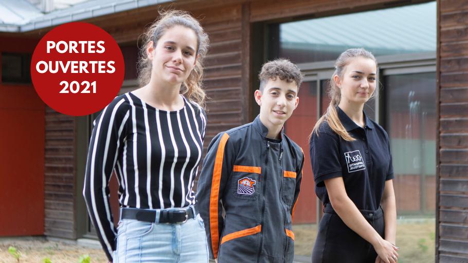 portes ouvertes école, collèges, lycées Apprentis d'Auteuil
