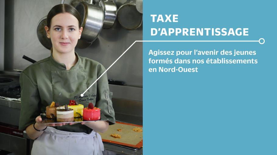 Taxe d'apprentissage pour Apprentis d'Auteuil
